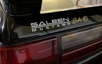Saleen SA10 Details