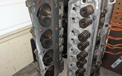 Assembling Parts – Close to Assembling a Racecar