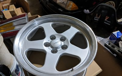 Wheels for the Race Car – AKT Logic – R701's