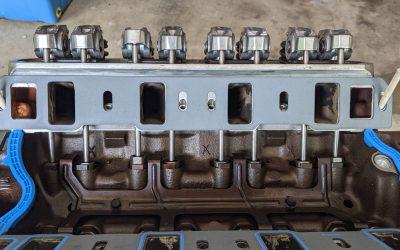 Correct Intake Gaskets – Felpro 1262S3