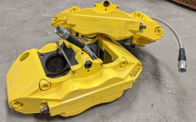 Alcon Calipers – Trying to Make Them Work