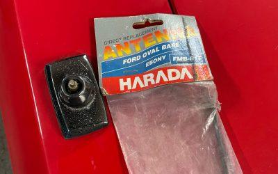 Saleen Harada Antenna – Pt 1