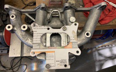 Ported Toyota 3TC Intake – Stage 4